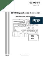 EDC MS5 para bomba de inyección en linea