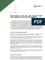 CI - Novo Renault ZOE 240_uma Solucao Para (Pelo Menos) 40% Dos Portugueses