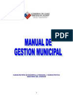 Manual de Gestion Municipal