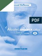 Manual Tfno Alcatel Adv Reflex