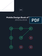Uxpin Mobile Design Book of Trends 2015 2016