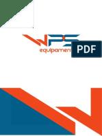 Portfólio Serviços WPS Equipamentos