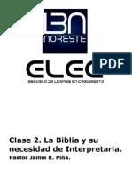 ELEC Hermeneutica 2