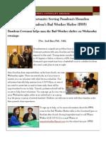 Newsletter - November 2015