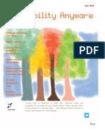Ability Anyware Digital Quarterly Fall 2015 Issue