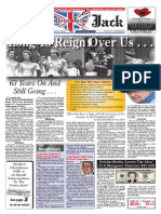 Union Jack News - October 2015