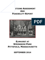Springside House Reuse Feasibility Study