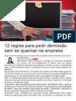 12 regras para pedir demissão sem se queimar na empresa.pdf