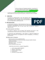 Informe Topografia Infierno Pto Prado
