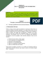 Unidad 1. Concepto y Caracteristicas de Los Derechos Humanos