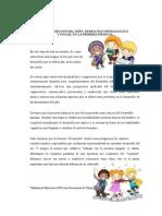 La Concepcion Del Niño Clase 3