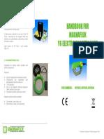 Handbook for Magnaflux Y6 Electromagnetic Yoke Nov 11 English Printable Version