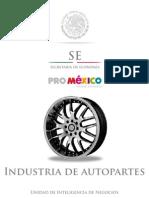 130806 Industria Autopartes ES