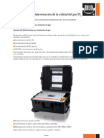 SF6 Multi-Analyser C3094