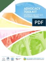 Post 2015 Advocacy Toolkit