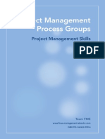 Project Process Groups