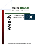 BRS Weekly Market Report - 23.10.2015