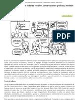 Vínculos Existentes Entre Historias Sociales, Conversaciones Gráficas y Modelos Cognitivos - Autismo Diario