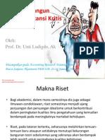 ARTS5 Unti Ludigdo Rancang Bangun Riset Akuntansi Kritis