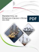 Prospectiva de Petroleo y Petroliferos 2014-2028