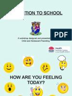 vivienne hughes - transition to school presentation