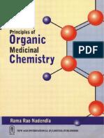 Principle of Organic Medicine Chemistry