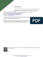 Development of Architectural Acoustics
