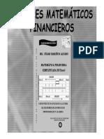 Sesión 3A Factores Matemáticos Financieros