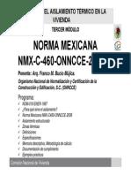 NMX-C-460-ONNCCE-2009