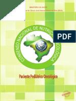 Consenso de Nutricao Oncologica Pediatria PDF Final