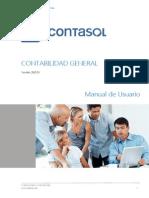 Manual ContaSOL 2015EV