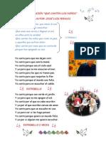 Que canten los niños - letra.pdf