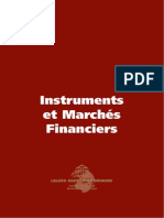 Instruments Et Marchés Financiers