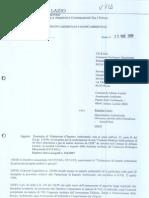 Via Negativo Inceneritore Cerroni Regione Lazio