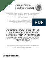 Acuerdo 530