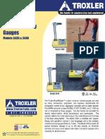 Broucher for Ndg Trxler Model 3440