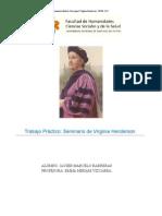 Virginia Henderson Seminario