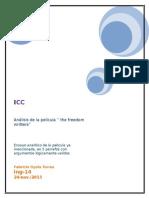 Analisis de la pelicula the freedom writers