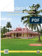 The Vedanta Kesari April 2014
