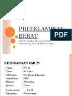 case preeklampsia berat