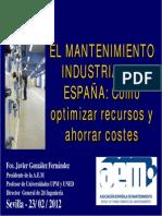 AEM - Sector Del Mantenimiento