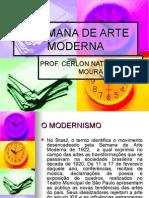Aula de Historia -  semana de arte moderna (PPTminimizer)