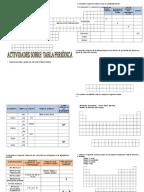 Tabla periodica x actividades sobre tabla peridica 2do urtaz Gallery