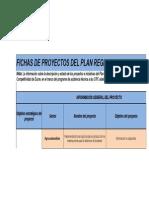 Fichas de Proyectos PRC Sucrej