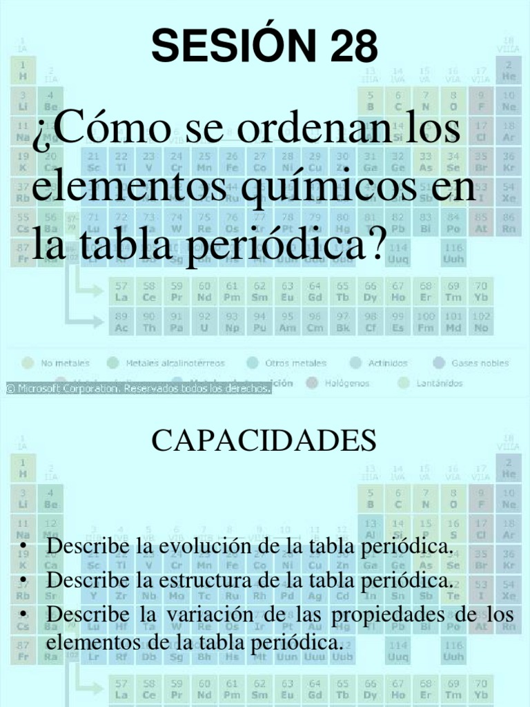 Tabla periodica urtaz Choice Image