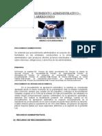 Acto y Procedimiento Administrativ1