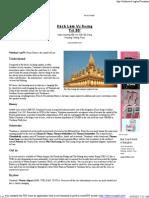 Vientiane Travel Guide - Wikitravel