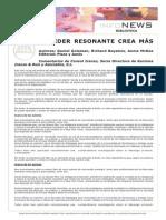 El Lider Resonante Crea Mas, Daniel Goleman