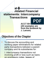Consolidated Finanical Stats.ppt