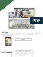 Elementos de Seguridad de Los Dólares Americanos